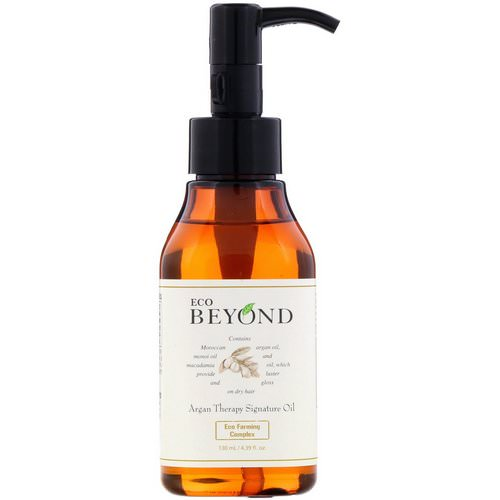 Beyond, Argan Therapy Signature Oil, 4.39 fl oz (130 ml) Review