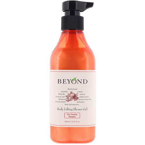 Beyond, Body Lifting Shower Gel, 15.22 fl oz (450 ml) Review