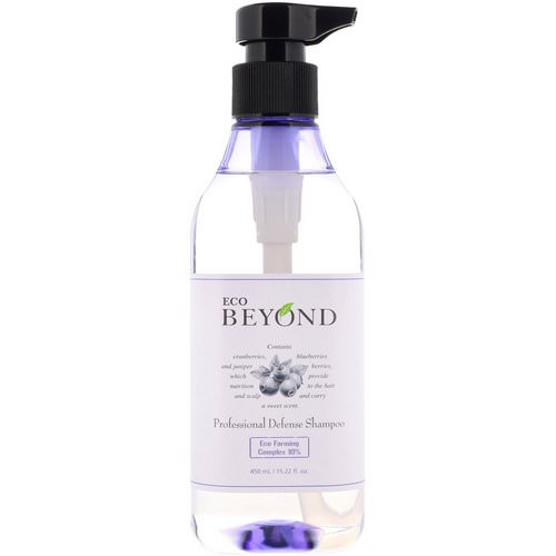 Beyond, Professional Defense Shampoo, 15.22 fl oz (450 ml) Review