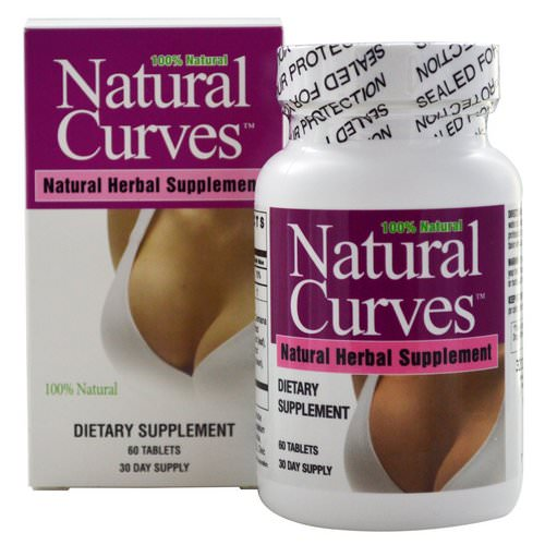 BioTech, Natural Curves, 60 Tablets Review