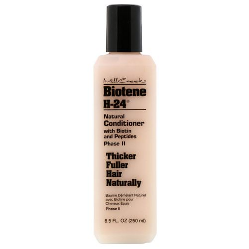 Biotene H-24, Natural Conditioner with Biotin Phase II, 8.5 fl oz (250 ml) Review