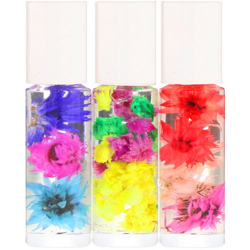 Blossom, Roll-On Perfume Oil Set, 3 Pieces, 0.1 fl oz (3 ml) Each Review