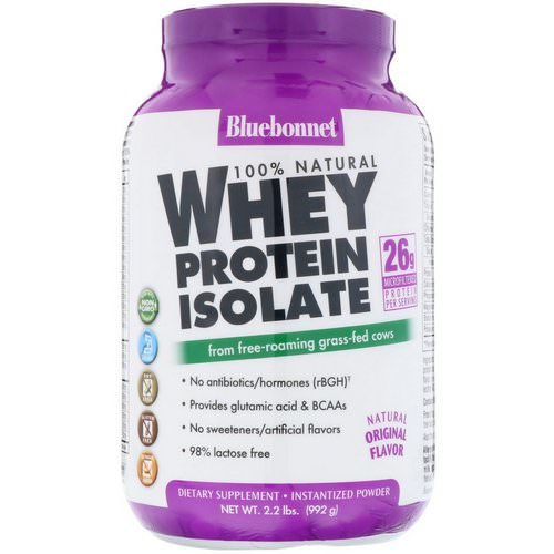 Organic Whey Protein Best Natural Products