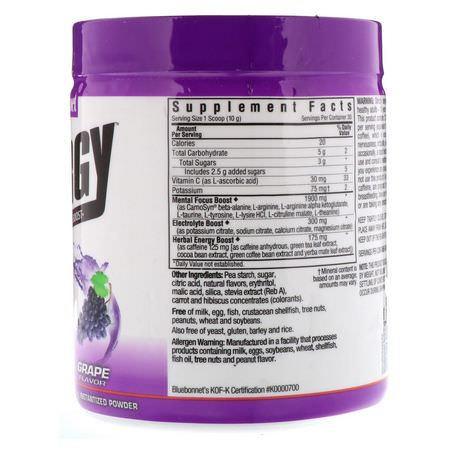 Energy Formulas, Healthy Lifestyles, Supplements