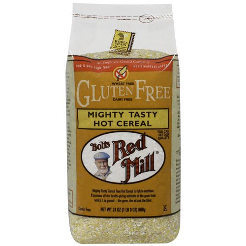 Bob's Red Mill, Mighty Tasty Hot Cereal, Gluten Free, 24 oz (680 g) Review
