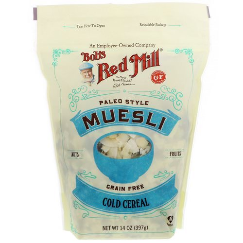 Bob's Red Mill, Muesli, Paleo Style, 14 oz (397 g) Review