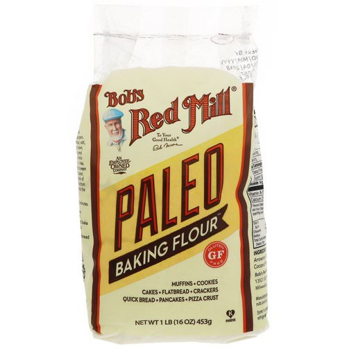 Bob's Red Mill, Paleo Baking Flour, 16 oz (453 g) Review