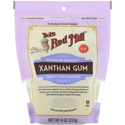 Bob's Red Mill, Xanthan Gum, Gluten Free, 8 oz (227 g) Review