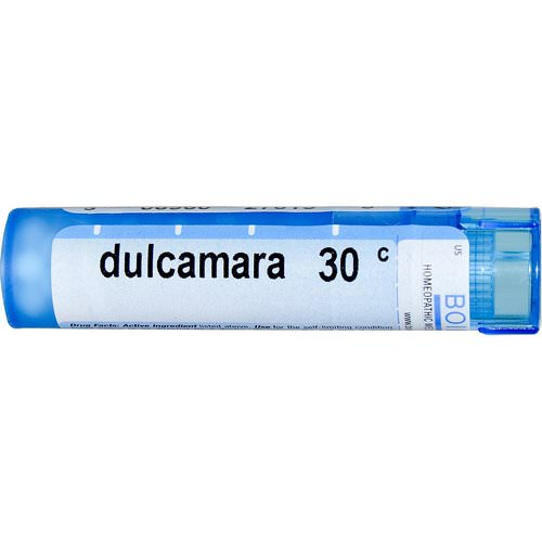 Boiron, Single Remedies, Dulcamara, 30C, Approx 80 Pellets Review