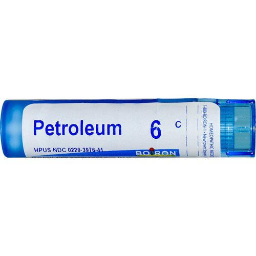 Boiron, Single Remedies, Petroleum, 6C, Approx 80 Pellets Review
