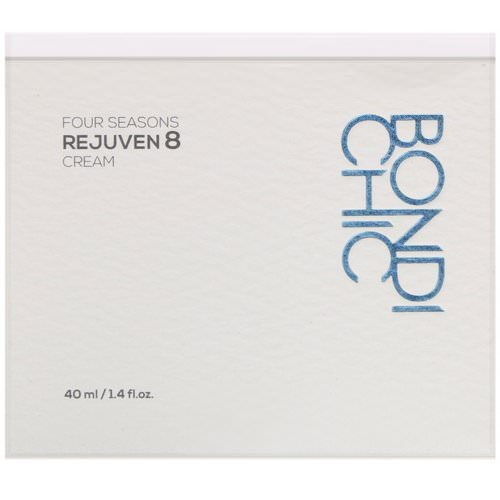 Bondi Chic, Four Seasons, Rejuven 8 Cream, 1.4 fl oz (40 ml) Review