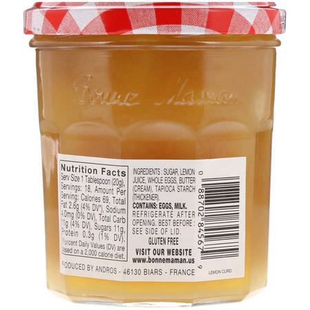 Fruit Spreads, Preserves, Spreads, Butters, Grocery