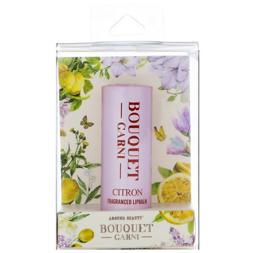 Bouquet Garni, Fragranced Lip Balm, Citron, 1 Lip Balm Review