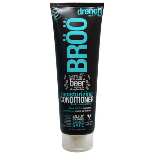 BRoo, Moisturizing Conditioner, Hop Flower, 8.5 fl oz (250 ml) Review