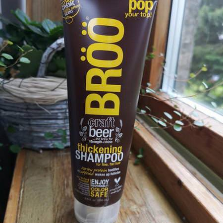 BRoo Natural Hair Care Bath Personal Care