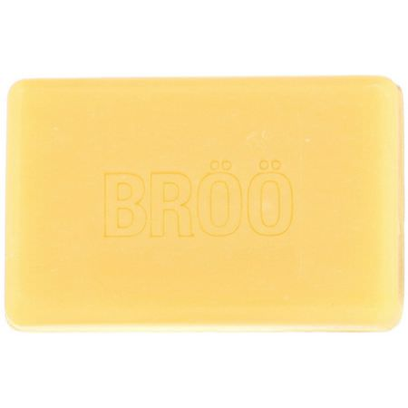 BRoo, Natural Hair Care, Bar Soap, Shampoo