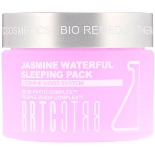 BRTC, Jasmine Waterful Sleeping Pack, 50 ml Review