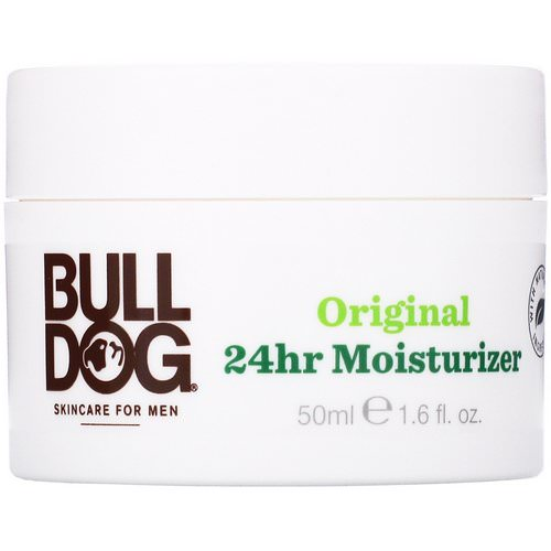 Bulldog Skincare For Men, Original 24hr Moisturiser, 1.6 fl oz (50 ml) Review