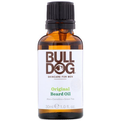 Bulldog Skincare For Men, Original Beard Oil, 1 fl oz (30 ml) Review