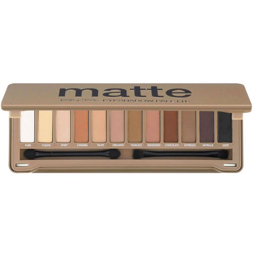 BYS, Matte, Eyeshadow Palette, 12 g Review