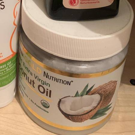 Supplements Healthy Lifestyles Coconut Supplements Coconut Oil California Gold Nutrition CGN
