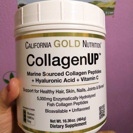 Supplements Bone Joint Collagen Supplements California Gold Nutrition CGN