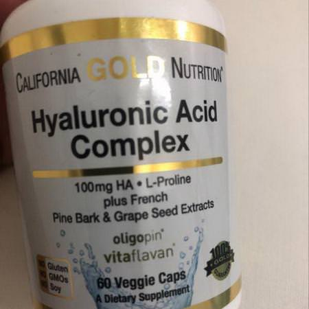 California Gold Nutrition CGN Supplements Hair Skin