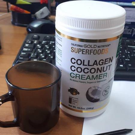California Gold Nutrition CGN, Creamers, Beverage Enhancers, Collagen Supplements