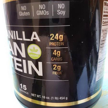 California Gold Nutrition CGN Sports Nutrition Protein Plant Based Protein