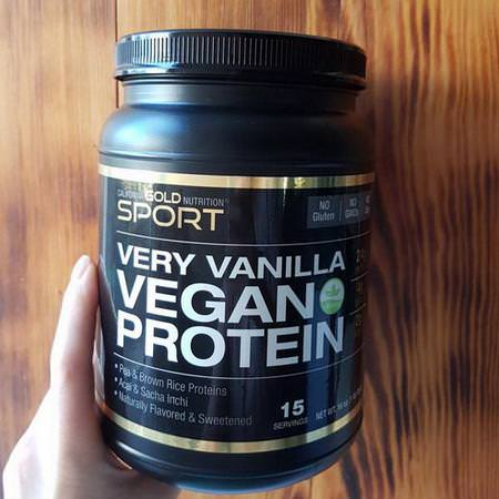 Sports Nutrition Protein Plant Based Protein Plant Based Blends California Gold Nutrition CGN