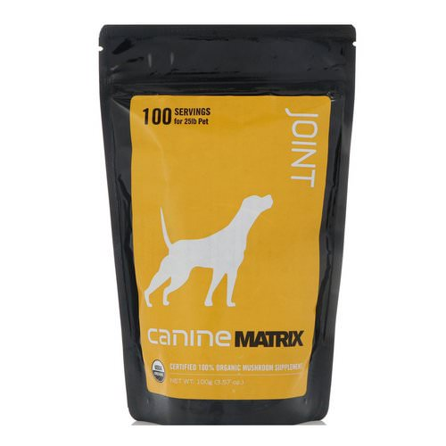 Canine Matrix, Joint, For Dogs, 3.57 oz (100 g) Review
