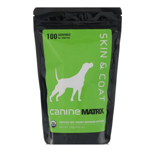 Canine Matrix, Skin & Coat, For Dogs, 3.57 oz (100 g) Review