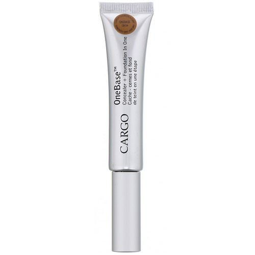 Cargo, OneBase, Concealer + Foundation in One, 04, 0.60 oz (17 g) Review