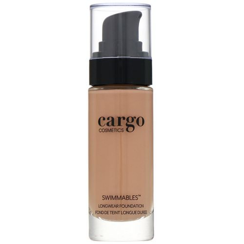 Cargo, Swimmables, Longwear Foundation, 30, 1 fl oz (30 ml) Review