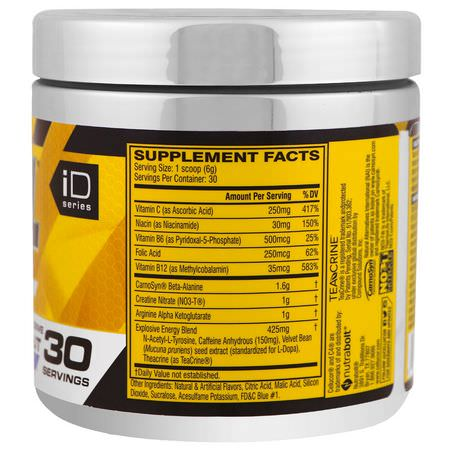 Condition Specific Formulas, Caffeine, Stimulant, Pre-Workout Supplements, Sports Nutrition