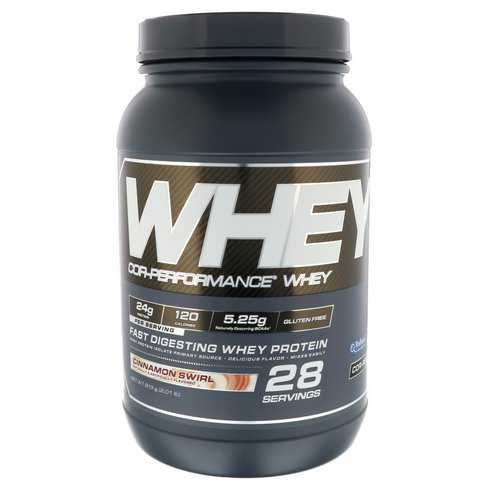 Cellucor, Cor-Performance Whey, Cinnamon Swirl, 2.01 lb (913 g) Review