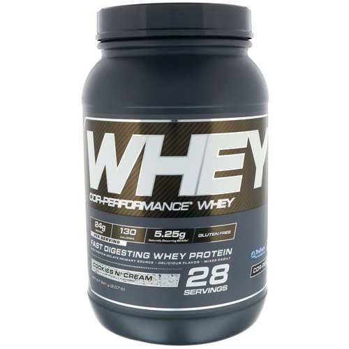 Cellucor, Cor-Performance Whey, Cookies N' Cream, 2.07 lb (941 g) Review