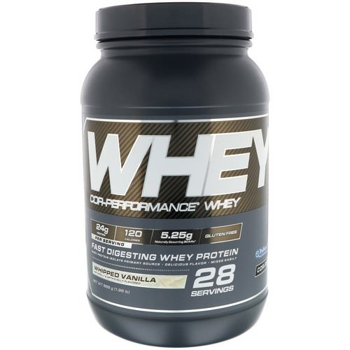 Cellucor, Cor-Performance Whey, Whipped Vanilla, 1.96 lb (888 g) Review