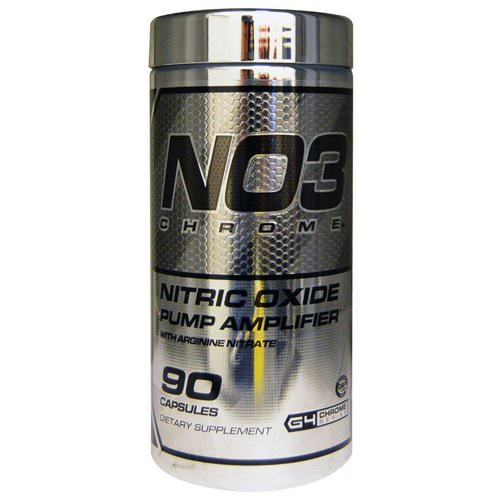 Cellucor, NO3 Chrome, Nitric Oxide Pump Amplifier, 90 Capsules Review