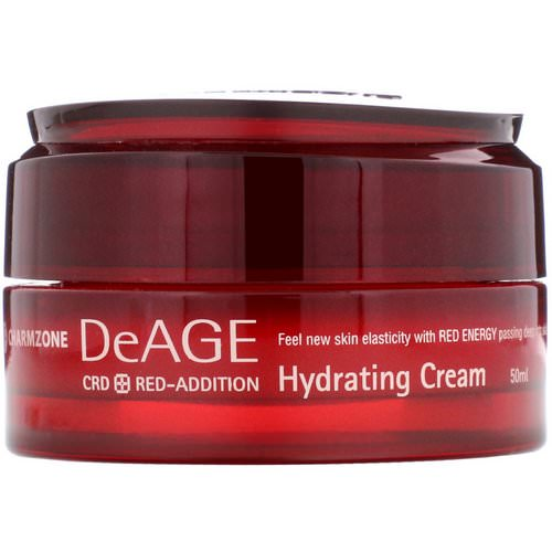 Charmzone, DeAge, Red-Addition, Hydrating Cream, 50 ml Review