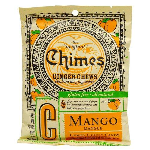 Chimes, Ginger Chews, Mango, 5 oz (141.8 g) Review