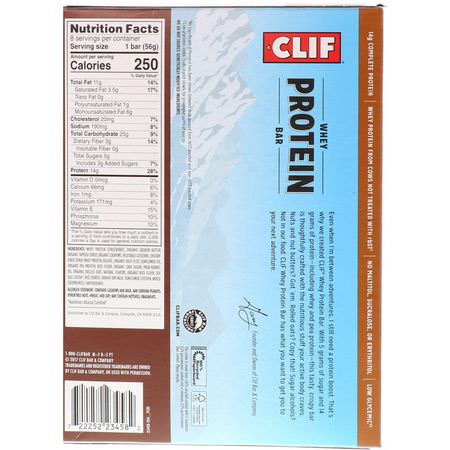 Clif Bar, Whey Protein Bars