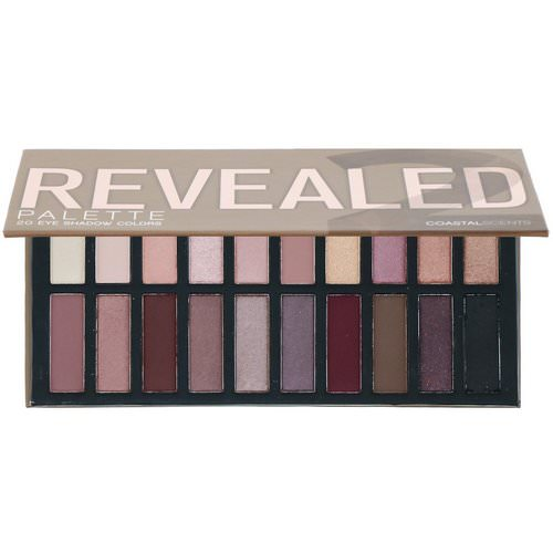 Coastal Scents, Revealed 2, Eyeshadow Palette, 1 oz (30 g) Review