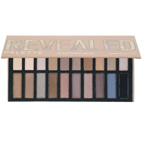 Coastal Scents, Revealed, Eyeshadow Palette, 1 oz (30 g) Review