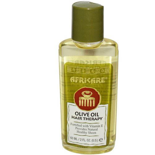 Cococare, Africare, Olive Oil Hair Therapy, 2 fl oz (60 ml) Review