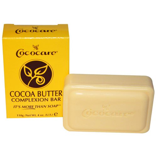 Cococare, Cocoa Butter Complexion Bar, 4 oz (110 g) Review