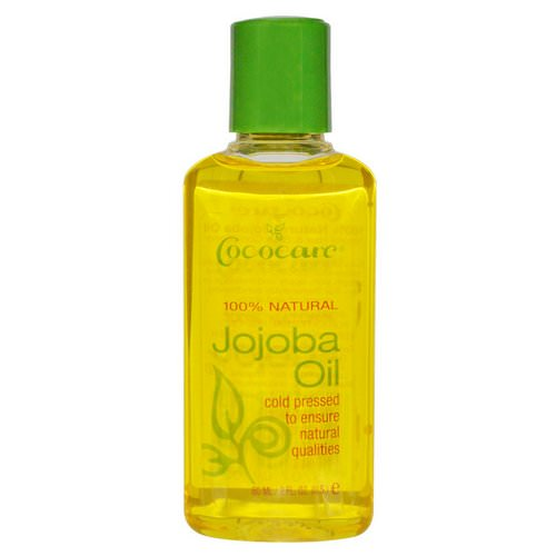 Cococare, Jojoba Oil, 2 fl oz (60 ml) Review