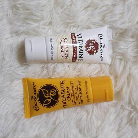Cococare, Vitamin E Moisturizing Cream, 1 oz (28.3 g) Review