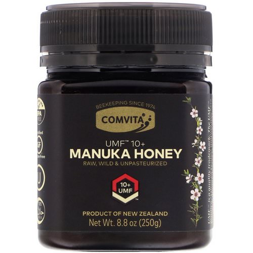 Comvita, Manuka Honey, UMF 10+, 8.8 oz (250 g) Review