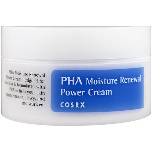 Cosrx, PHA Moisture Renewal Power Cream, 1.69 fl oz (50 ml) Review